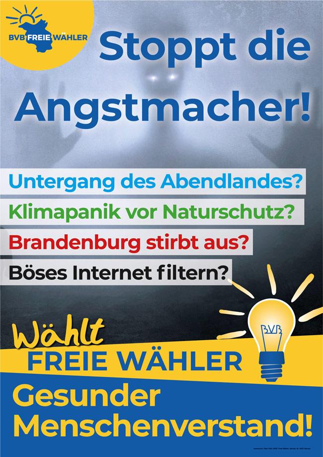 Freie Wähler Borkwalde